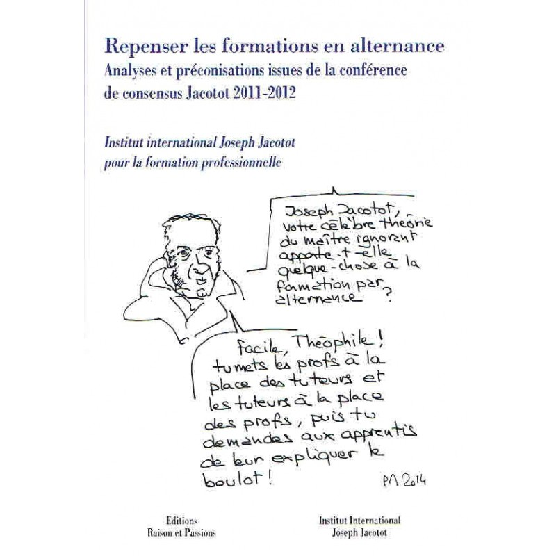 Repenser les formations en alternance