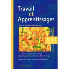 Travail et Apprentissages N° 14