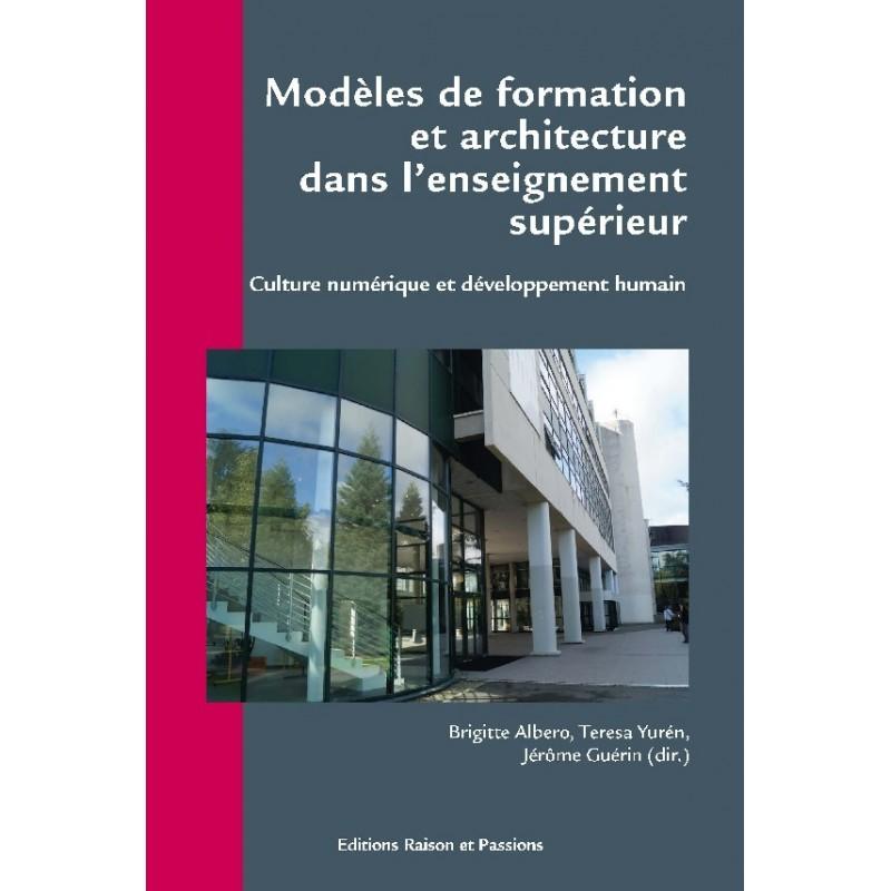 Modèles de formation et architecture dans l'enseignement  supérieur